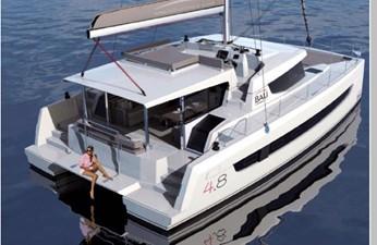 Bali 4.8 2 Bali 4.8 2020 CATANA Bali 4.8 Cruising Sailboat Yacht MLS #256677 2