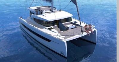 Bali 4.8 4 Bali 4.8 2020 CATANA Bali 4.8 Cruising Sailboat Yacht MLS #256677 4