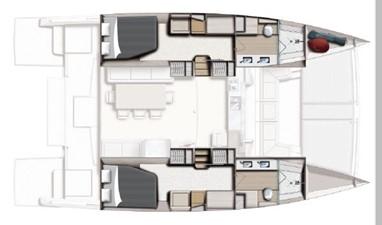 Bali 4.3 Motor Yacht 15