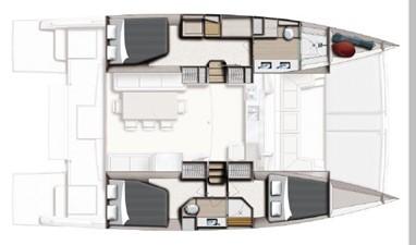 Bali 4.3 Motor Yacht 16
