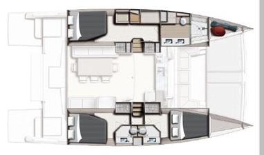 Bali 4.3 Motor Yacht 17