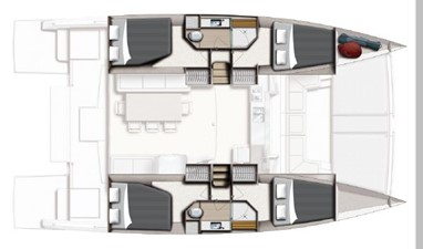 Bali 4.3 Motor Yacht 18