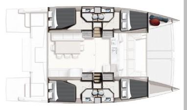 Bali 4.3 Motor Yacht 19