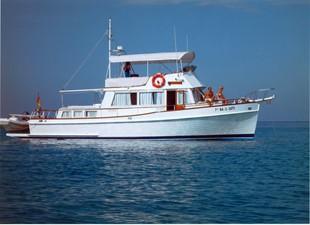 - 1 - 1980 GRAND BANKS 42 Classic Motor Yacht Yacht MLS #256696 1