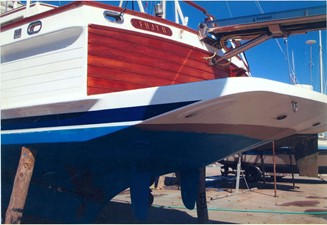 - 2 - 1980 GRAND BANKS 42 Classic Motor Yacht Yacht MLS #256696 2