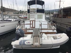 - 3 - 1980 GRAND BANKS 42 Classic Motor Yacht Yacht MLS #256696 3