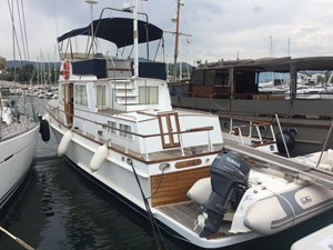 - 5 - 1980 GRAND BANKS 42 Classic Motor Yacht Yacht MLS #256696 5