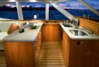 Riviera 45 Open Flybridge 8