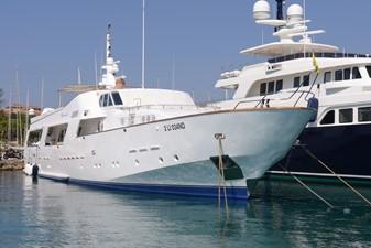 MISTER P 1 MISTER P 1986 CRN 120 Motor Yacht Yacht MLS #256797 1