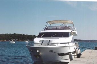 No Name 1 No Name 1998 ELEGANCE BY DRETTMAN 70 Motoryacht Motor Yacht Yacht MLS #256805 1