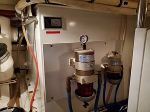 Port fuel tank