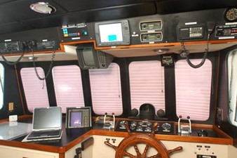 No Name 1 No Name 1982 EXPEDITION YACHT 100 Dive Expedtion Motor Yacht Yacht MLS #256844 1