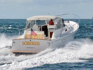 SCHERZO 9 36' 1997 Freedom Yachts Legacy 40 Express SCHERZO