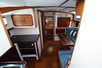 SCHERZO 4 36' 1997 Freedom Yachts Legacy 40 Express SCHERZO