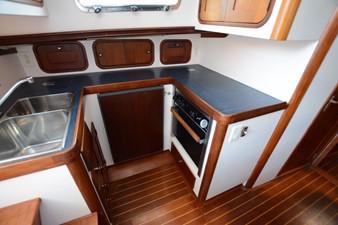 SCHERZO 5 36' 1997 Freedom Yachts Legacy 40 Express SCHERZO