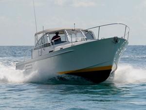 SCHERZO 7 36' 1997 Freedom Yachts Legacy 40 Express SCHERZO