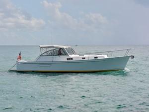SCHERZO 1 36' 1997 Freedom Yachts Legacy 40 Express SCHERZO