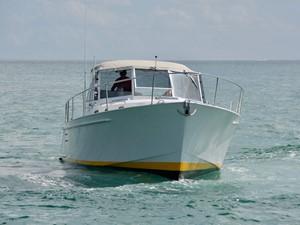 SCHERZO 2 36' 1997 Freedom Yachts Legacy 40 Express SCHERZO