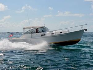 SCHERZO 8 36' 1997 Freedom Yachts Legacy 40 Express 36' 1997 Freedom Yachts Legacy 40 Express SCHERZO