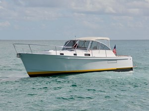 SCHERZO 0 36' 1997 Freedom Yachts Legacy 40 Express SCHERZO