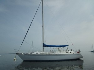 Dove 2 Dove 1987 GULFSTAR Sloop Sloop Yacht MLS #256917 2