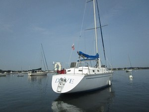 Dove 4 Dove 1987 GULFSTAR Sloop Sloop Yacht MLS #256917 4