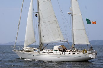 Bowman 57 Cutter Rigged Ketch