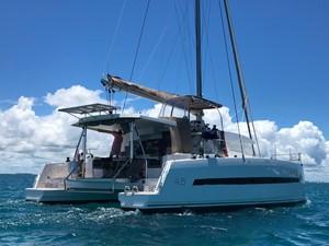 BALI 4.5 6 BALI 4.5 2017 CATALAC CATAMARANS  Catamaran Yacht MLS #256937 6