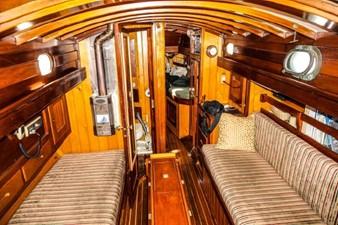 Serena 7 Serena 1946 FELLOWS & STEWART Classic Sloop Classic Yacht Yacht MLS #256955 7