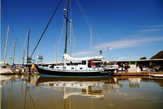 Ironclad 6 Ironclad 1992 CUSTOM Sailboat High Endurance World Beater Cruising Sailboat Yacht MLS #256956 6