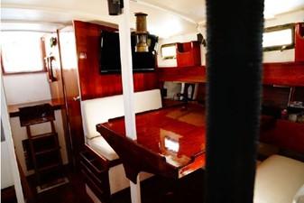 Ironclad 7 Ironclad 1992 CUSTOM Sailboat High Endurance World Beater Cruising Sailboat Yacht MLS #256956 7