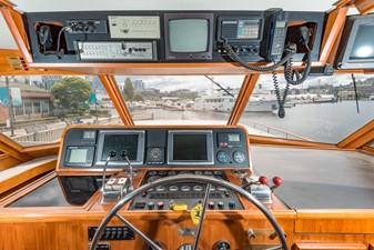 Helm Overhead Electronics