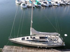 X-Dream 1 X-Dream 1989 X YACHTS X-119 Performance Sailboat Yacht MLS #256982 1