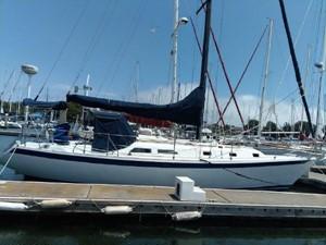 Zephry 4 Zephry 1984 ERICSON YACHTS 38 Sloop Performance Sailboat Yacht MLS #256985 4