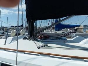 Zephry 5 Zephry 1984 ERICSON YACHTS 38 Sloop Performance Sailboat Yacht MLS #256985 5