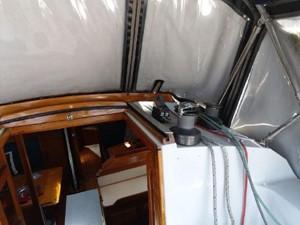 Zephry 6 Zephry 1984 ERICSON YACHTS 38 Sloop Performance Sailboat Yacht MLS #256985 6