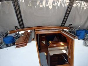 Zephry 7 Zephry 1984 ERICSON YACHTS 38 Sloop Performance Sailboat Yacht MLS #256985 7
