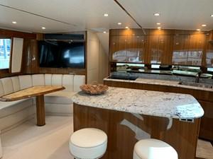 Galati Yacht Sales Trade 4 2016 Viking 55 Convertible