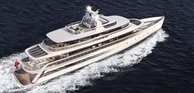 50m PRIME Megayacht Platform Maharani 1 50m PRIME Megayacht Platform Maharani 2023 PRIME Megayacht Platform Maharani Motor Yacht Yacht MLS #257074 1