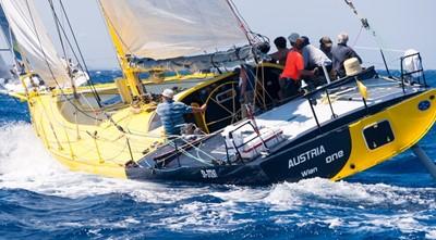 AUSTRIA ONE 2 AUSTRIA ONE 1995 GARCIA SHIPYARD Imoca 60 Racing Sailboat Yacht MLS #257077 2