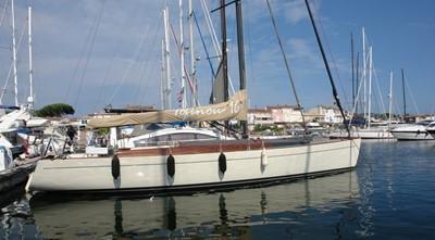 TOFINOU 2 TOFINOU 2021 LATITUDE 46 TOFINOU 16 number 4 Cruising Sailboat Yacht MLS #257079 2