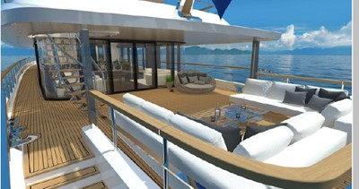 50m PRIME Megayacht Platform Dream 3 50m PRIME Megayacht Platform Dream 2023 PRIME Megayacht Platform DREAM Motor Yacht Yacht MLS #257096 3