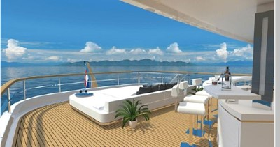 50m PRIME Megayacht Platform Dream 4 50m PRIME Megayacht Platform Dream 2023 PRIME Megayacht Platform DREAM Motor Yacht Yacht MLS #257096 4