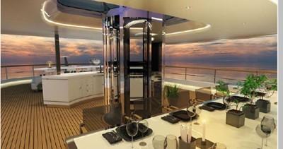50m PRIME Megayacht Platform Dream 7 50m PRIME Megayacht Platform Dream 2023 PRIME Megayacht Platform DREAM Motor Yacht Yacht MLS #257096 7