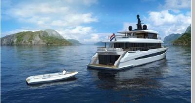 50m PRIME Megayacht Platform Next 6 50m PRIME Megayacht Platform Next 2023 PRIME Megayacht Platform NEXT Motor Yacht Yacht MLS #257098 6