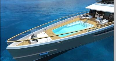 50m PRIME Megayacht Platform Next 7 50m PRIME Megayacht Platform Next 2023 PRIME Megayacht Platform NEXT Motor Yacht Yacht MLS #257098 7