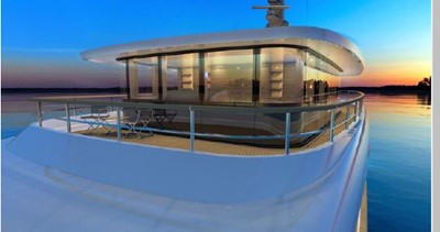 50m PRIME Megayacht Platform Next 14