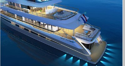 50m PRIME Megayacht Platform Next 16