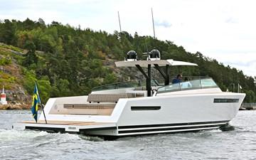 Delta 60 Open 1 Delta 60 Open 2022 DELTA POWERBOATS 60 Open Cruising Yacht Yacht MLS #257105 1