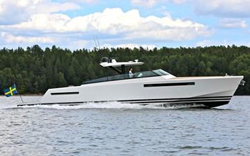 Delta 60 Open 3 Delta 60 Open 2022 DELTA POWERBOATS 60 Open Cruising Yacht Yacht MLS #257105 3